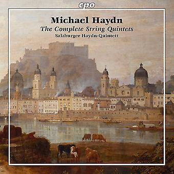 Haydn / Salzburg Haydn Quintet - Haydn / Salzburg Haydn Quintet: volledige String kwintetten [CD] USA import