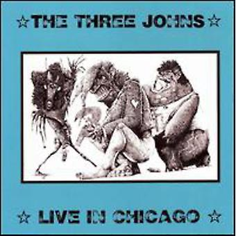 Three Johns - Live in Chicago [CD] USA import
