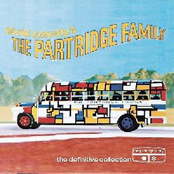 Partridge Family - Definitive Collection [CD] USA import