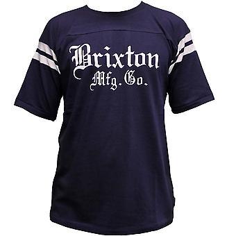 Brixton Vincent t-paita Navy