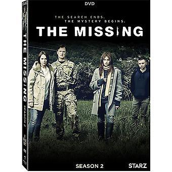 Es fehlen: Staffel 2 [DVD] USA importieren