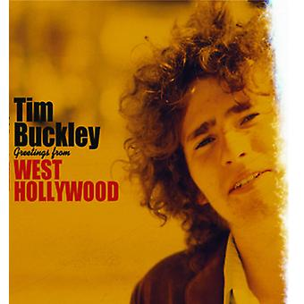 Tim Buckley - Greetings From West Hollywood [Vinyl] USA import