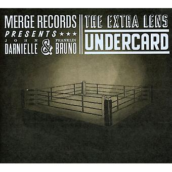 Extra lins - Undercard [CD] USA import