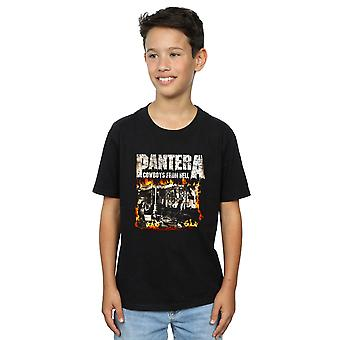 Pantera Boys Cowboy From Hell T-Shirt