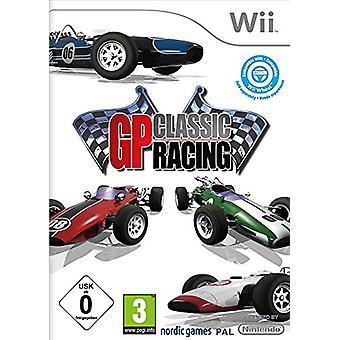 GP Classic Racing (Wii) - Nouveau