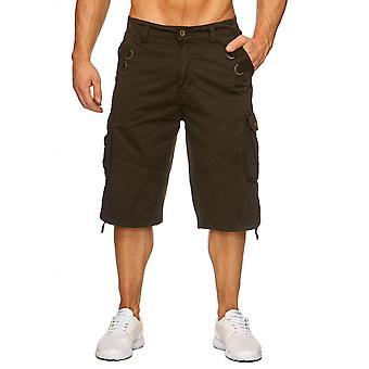 Мужская грузов Капри шорты приключения летние джинсы Бермудских островов короткие брюки короткие горячие