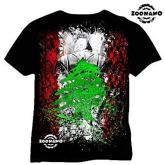 Zoonamo T-Shirt Libanon voor classic