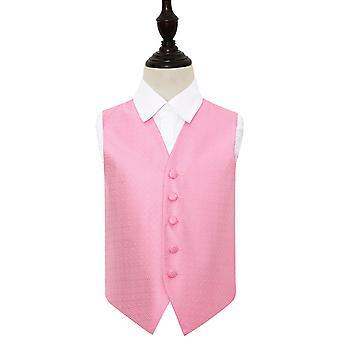 Baby roze Griekse belangrijke bruiloft vest voor jongens