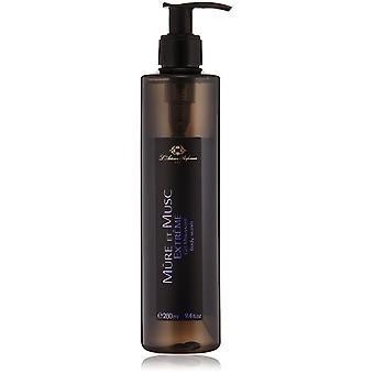 L'Artisan Parfumeur Mure Et Musc Extreme Bagnodoccia 9,4 Oz/280 ml nuovo In scatola