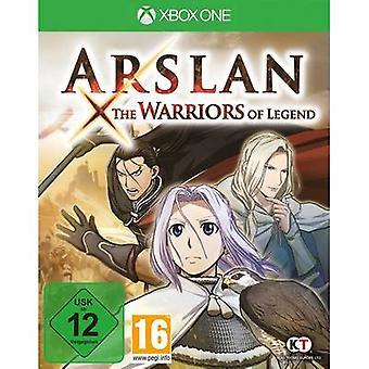 Arslan: The Warriors of Legend Xbox One USK: 12