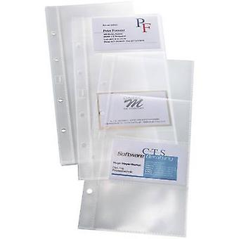 Sigel Business card folder pocket VZ350 No. of cards (max.):80 cards 10 pc(s)