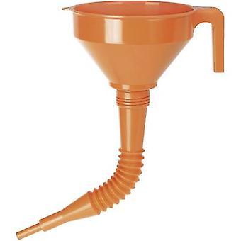 Pressol 02674 Narrow car gas nozzle funnel 1.2 l 160 mm