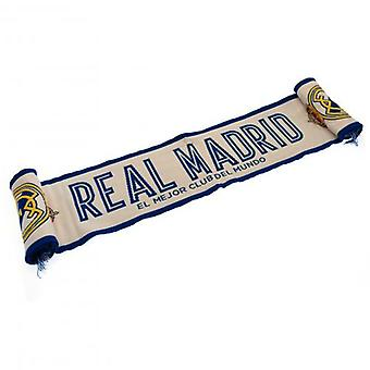 Real Madrid Scarf WT