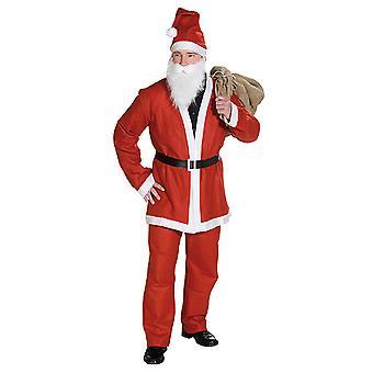 Christmas suit Santa Claus suit Christmas costume for men