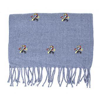 Tresanti попугай мотив зимой шарф
