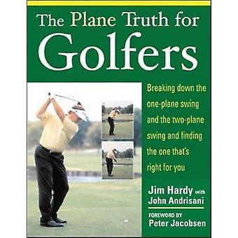 Самолет Правда для игроков в гольф - Разрушение одно плоскости качели и й