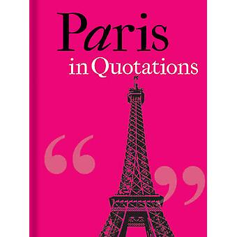 Paris i offerter av Jaqueline Mitchell - 9781851244102 bok
