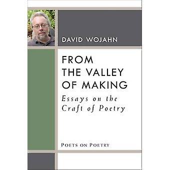 Aus dem Tal des Making - Essays über das Handwerk der Poesie von David Woj