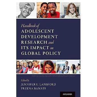 Handbuch der Jugendlichen Entwicklungsforschung und ihre Auswirkungen auf die globale