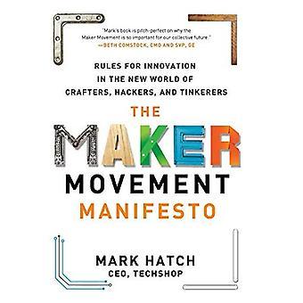 Maker rörelse manifestet