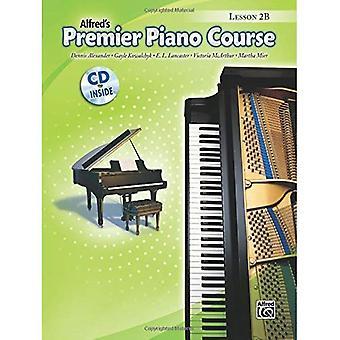 Corso di pianoforte di Premier, lezione 2B [con CD]