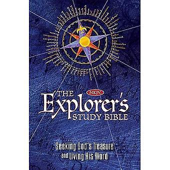 Studio Bibbia-NKJV di Explorer: Cerca il tesoro di Dio e di vivere la sua parola