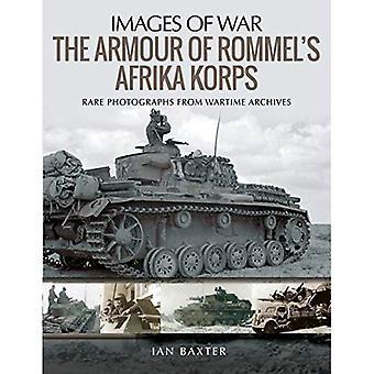 L'armatura di Afrika Korps di Rommel: Rare fotografie dagli archivi di Wartime (immagini di guerra)