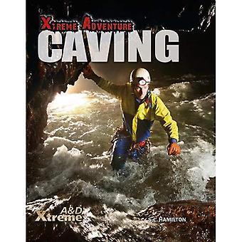 Jaskiniowych (Xtreme przygody (Abdo Publishing))