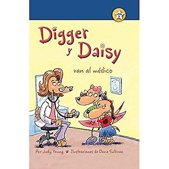 Digger y Daisy Van Al Medico (Digger and Daisy Go to the Doctor) (I Am a Reader: Digger and Daisy)
