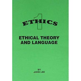 Teoria ética e linguagem (ética)