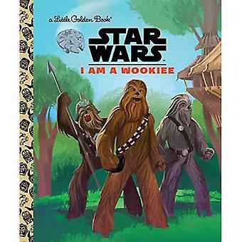 Jag är en Wookiee (Star Wars) (liten gyllene bok)