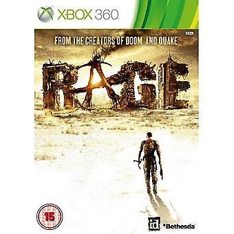 Rage Xbox 360 Game