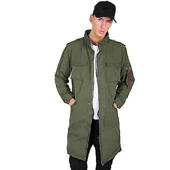 Alpha industries mens jacket M-65 LW