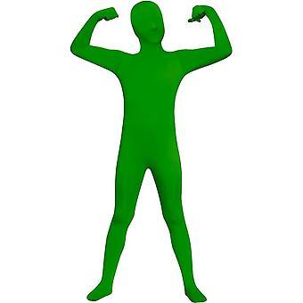 Grönt skal kostym barn