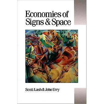 Tecken och utrymme av Lash & Scott ekonomier