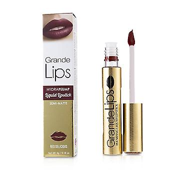 Grandelash Grandelips Plumping Liquid Lipstick (semi Matte) - # Red Delicious - 4g/0.14oz