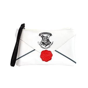 Harry Potter Hogwarts Letter Clutch Bag