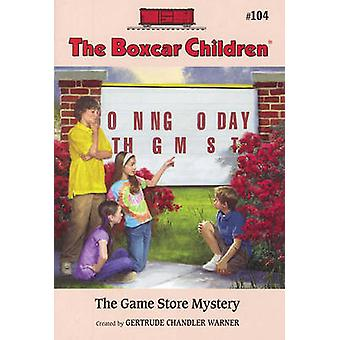 The Game Store Mystery by Gertrude Chandler Warner - Robert Papp - 97