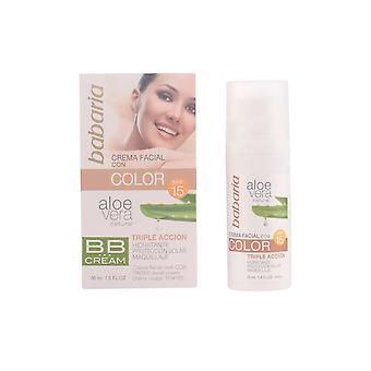 Babaria Aloe Vera Bb Cream Spf15 50 Ml für Damen