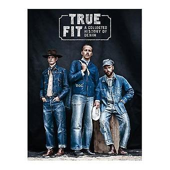 True Fit - A Collected History of Denim by Viktor Fredback - 978919813