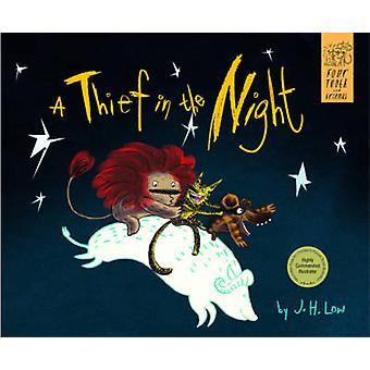 En tjuv i natten-9789814721684 bok