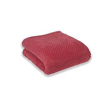 Cobertor do velo do diamante de apartmento
