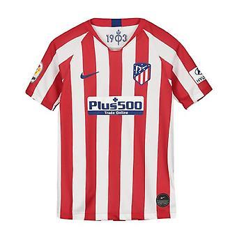 2019-2020 Atletico Madryt Strona główna Nike shirt (dla dzieci)
