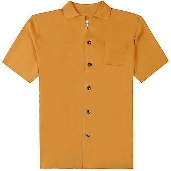 Maison Margiela Button Styled Polo Shirt
