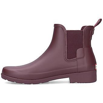 Hunter Original Raffineret Chelsea WFS1017RMAOXBLOOD vand hele året kvinder sko