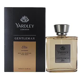 Yardley Gentleman Elite 100ml Eau de Toilette Spray for Men