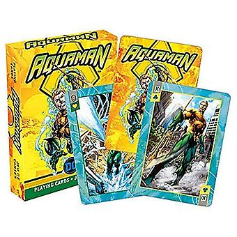 Playing Card - DC Comics - Aquaman Comics New 52559