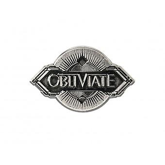 Pin - Fantastic Beast - Obliviate Pewter Lapel Pin New Toys Licensed 48196
