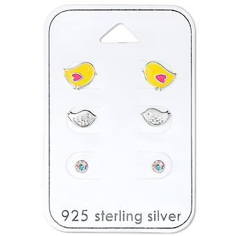 Chick - 925 Sterling Silver Sets - W31075x