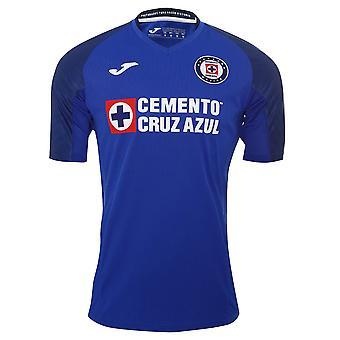 2019-2020 Cruz Azul Joma Home Football Shirt